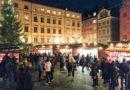 Julmarknaden på Stortorget i Stockholm