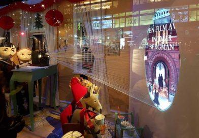 Missa inte NK:s julskyltning